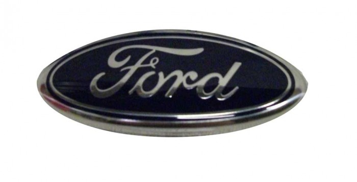Rear Ford Oval Badge