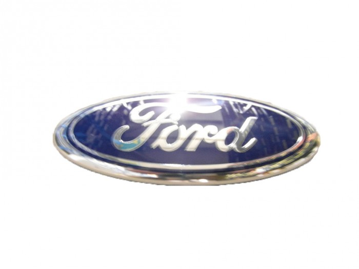 Fusion Front Ford Oval Badge From 24-06-2002 To 15-06-2012