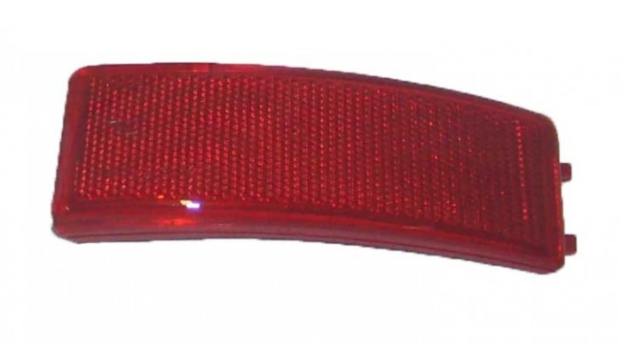 Ford C-Max LH Rear Bumper Reflector From 23-06-2003 To 23-07-2010