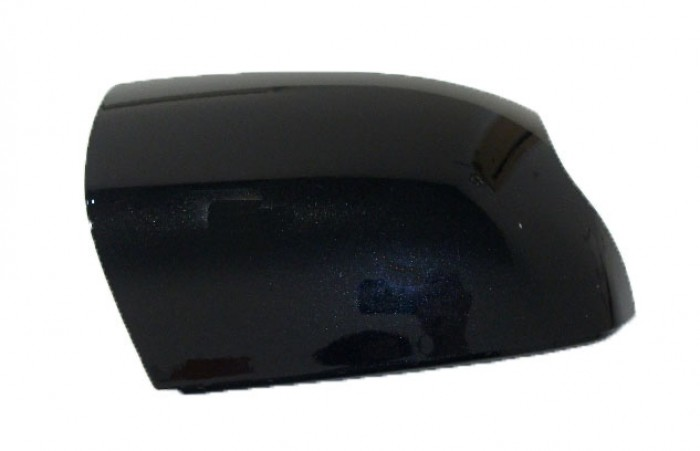 Right Hand Panther Black Door Mirror Cover