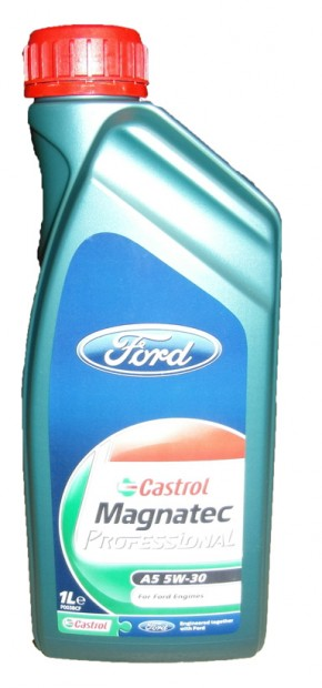 5w30 castrol magnatec professional oil 1ltr fordpartsuk. Black Bedroom Furniture Sets. Home Design Ideas