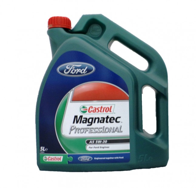 5w30 castrol magnatec professional oil 5ltr buy ford. Black Bedroom Furniture Sets. Home Design Ideas