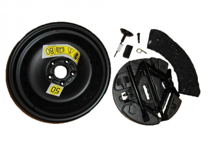 Focus 16 E Saver Spare Wheel Kit From 03 01 2017 To