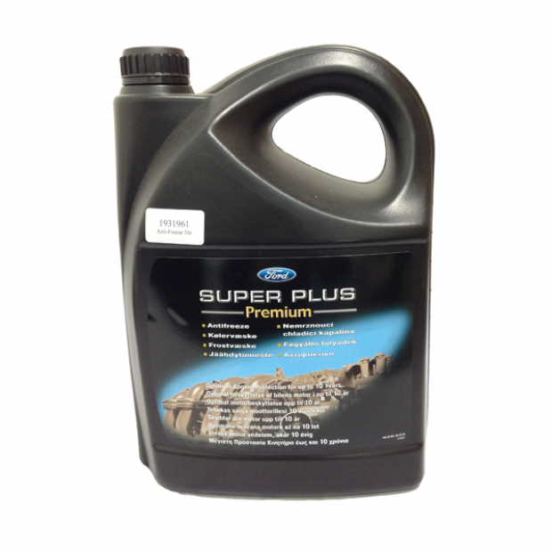 super  premium anti freeze  fordpartsuk