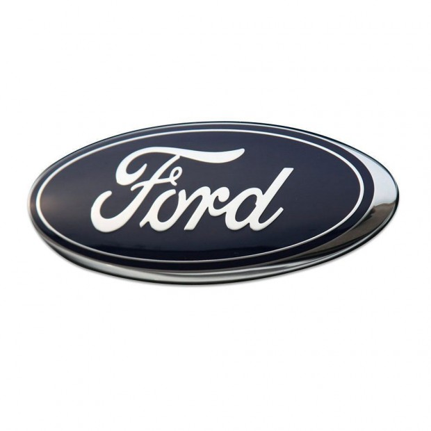 Blue Oval Ford Badge
