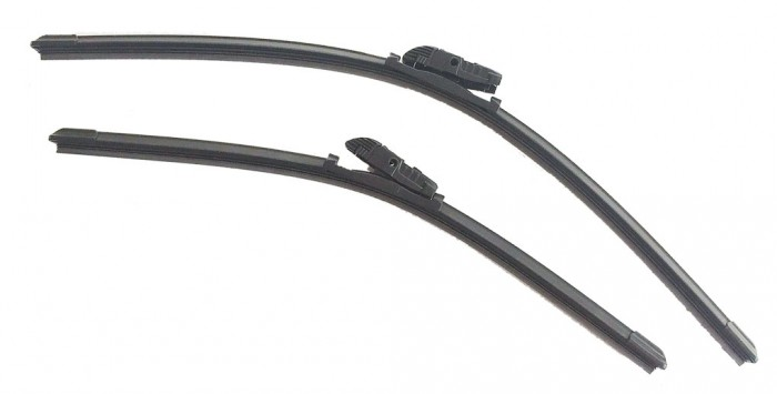 Ford Ka RHD Front Wiper Blade Kit From 29-10-2010 To 01-06-2016