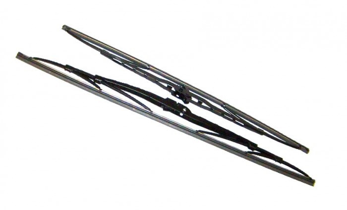 Ford Ka RHD Front Wiper Blade Kit From 02-09-1996 To 28-07-2008