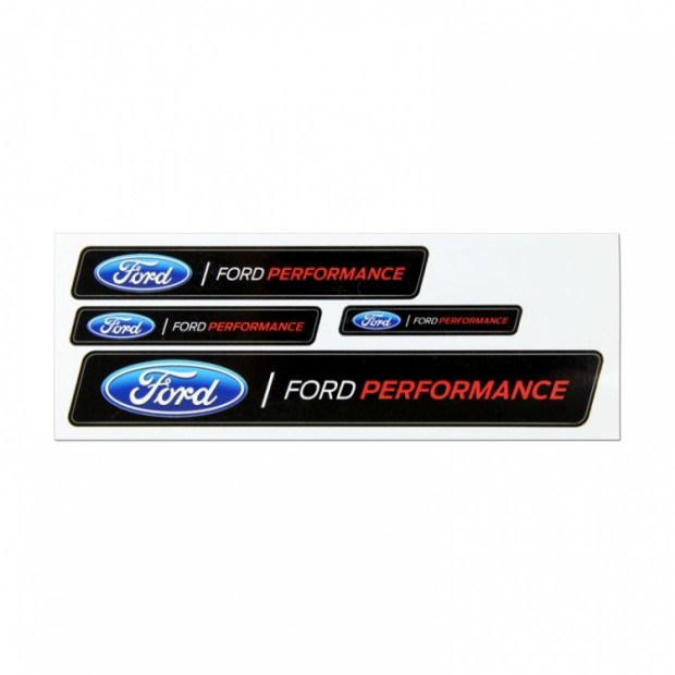 ford performance sticker sheet 35021920 fordpartsuk