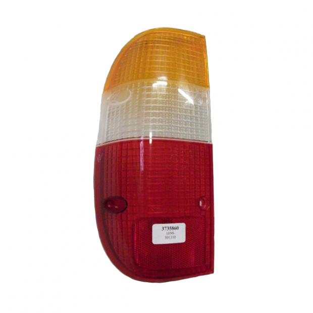 Left Hand Rear Light Lens