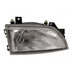 Ford Escort RHD RH Headlamp Without Long Range Lamp From 01-08-1990 To 31-01-1995