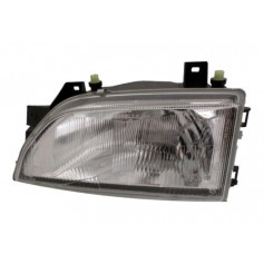 Ford Escort RHD LH Headlamp Without Long Range Lamp From 01-08-1990 To 31-01-1995