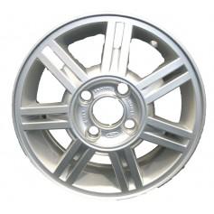 """Fiesta Alloy Wheel 14"""" x 5.5J Silver 7 x 2 Spoke from 01-08-1995 to 23-06-2006"""