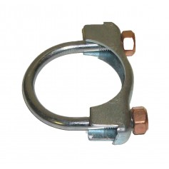 Exhaust Clamp 58mm Diameter