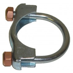 Exhaust Clamp 61mm Diameter