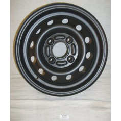 """Steel Wheel 13"""" x 5J"""