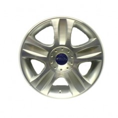 """Mondeo Alloy Wheel 18"""" x 7.5J Cool Light Silver 5 Spoke from 01-10-2000 to 19-03-2007"""