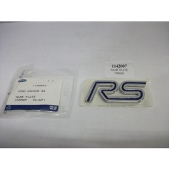 RS Tailgate badge - Large