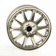 "Mondeo Alloy Wheel 18"" x 7.5J Silver 10 Spoke from 01-10-2000 to 19-03-2007"