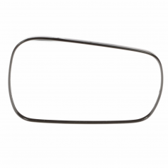 Ford Fiesta Left Hand Door Mirror Glass From : 05-10-2005 To 30-09-2008 With Dual Remote Exterior Mirrors