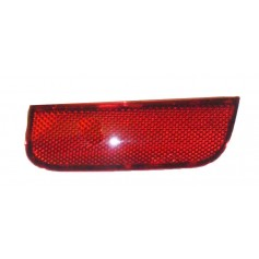 Left Hand Rear Bumper Extension Reflector
