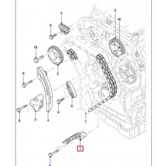 Timing Chain Guide