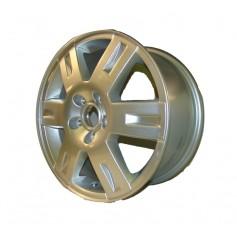 """Alloy Wheel 16"""" x 6.5J Silver 6 Spoke"""