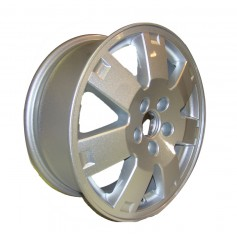 "Mondeo Alloy Wheel 16"" x 6.5J Silver 7 Spoke from 01-06-2003 to 19-03-2007"