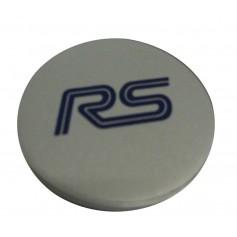 Alloy wheel centre cap 'RS' Logo