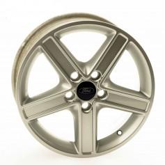 """Alloy Wheel 16"""" x 6.5J Silver 5 Spoke"""