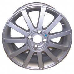 "Fiesta ST Alloy Wheel 17"" x 7J Silver 11 Spoke from 15-11-2004 to 21-09-2008"