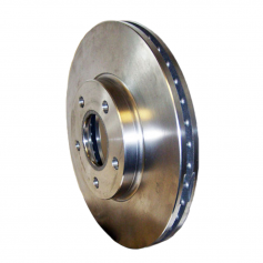 Front Brake Discs Set