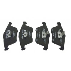 Ford Focus ST Front Brake Pad Set Original Equipment From 04-10-2005 To 29-07-2011