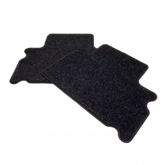 Galaxy & S-Max 2nd Row Standard Quality Carpet Mat Set From 06-03-2006 To 25-05-2015