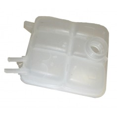Radiator expansion tank bottle