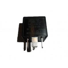 40 AMP, 4 Blade Terminal, Mini, Tyco Relay Black