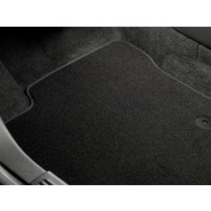 Galaxy & S-Max 3rd Row Velour Carpet Mat Set Blue Colour from 06-03-2006 To 25-05-2015