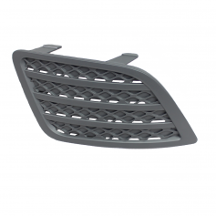Right Hand Front Bumper Grille Torque Grey