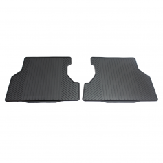 Rear Rubber Mat Set