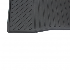 Rear Rubber Mats Set