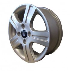 "Fusion Alloy Wheel 15"" x 6.0J Silver 5 Spoke from 04-12-2006 to 15-06-2012"