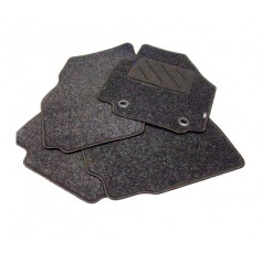 Ford Mondeo RHD Front And Rear Standard Carpet Mat Set From 19-02-2007 To 16-08-2012