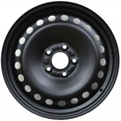 Steel Wheel 17'' x 7J For Galaxy & S-Max Models From 06-06-2006 To 18-02-2008