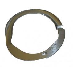 Front shock absorber spring insulator