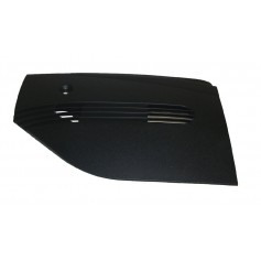 Left Hand Ebony Console Extension