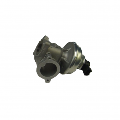 Valve exhaust gas recirculation