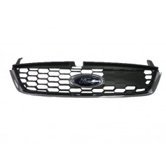 Mondeo Upper Front Grille Black and Chrome From 19-03-2007 To 06-09-2010