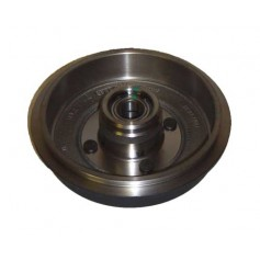 Rear Brake Drum And Hub Assembly