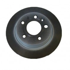 Rear Brake Discs Set