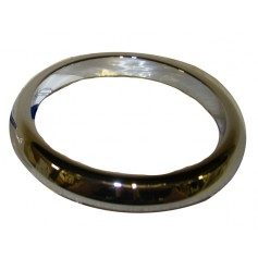 Front Fog Lamp Chrome Bezel