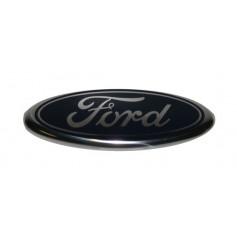 Rear tailgate badge